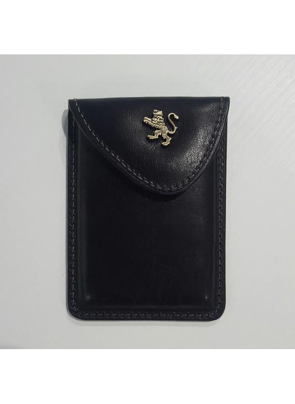 Pratesi Cardholder in cow leather - Bruce Nero
