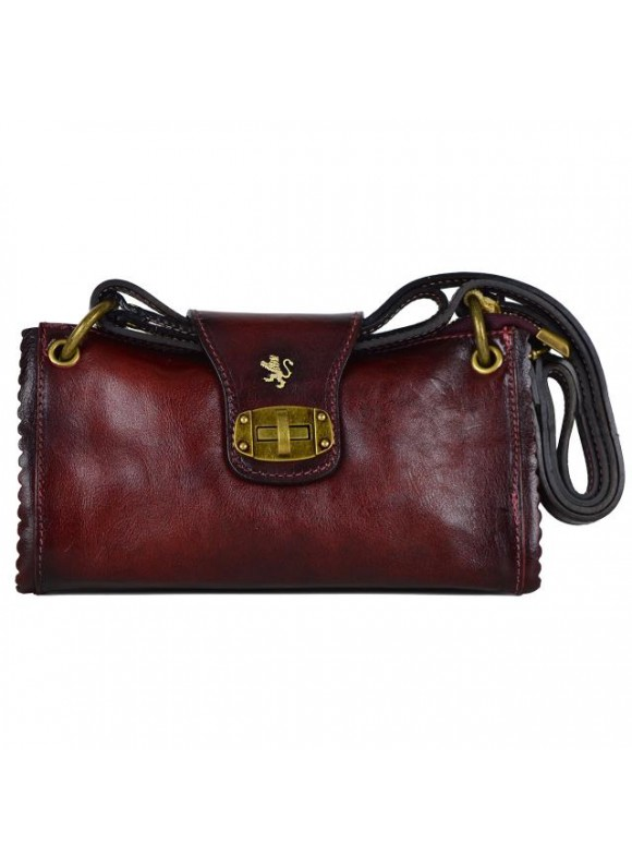 Pratesi Woman Bag Pontremoli in cow leather - Bruce Chianti