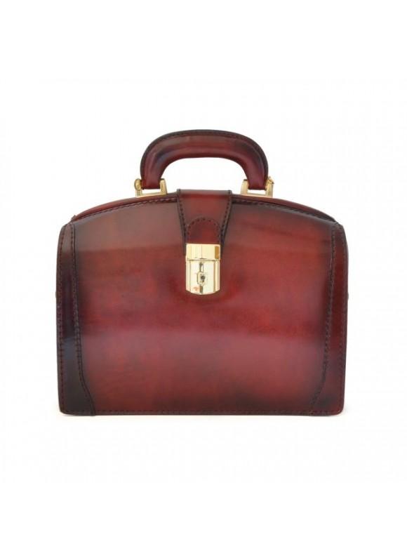 Pratesi Miss Brunelleschi Santa Croce Handbag in real leather - Santa Croce Chianti