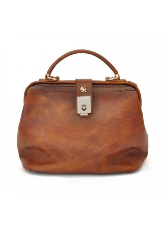 Pratesi Certaldo Bag in cow leather - Bruce Brown