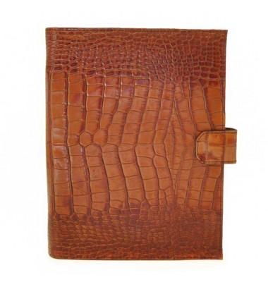 Pratesi Andrea del Sarto Notes Кожаная папка в коже теленка - King Cognac