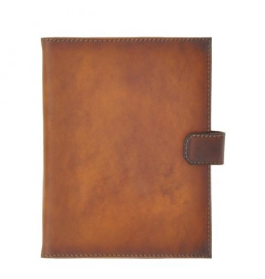 Pratesi Andrea del Sarto Notebook in cow leather - Bruce Brown