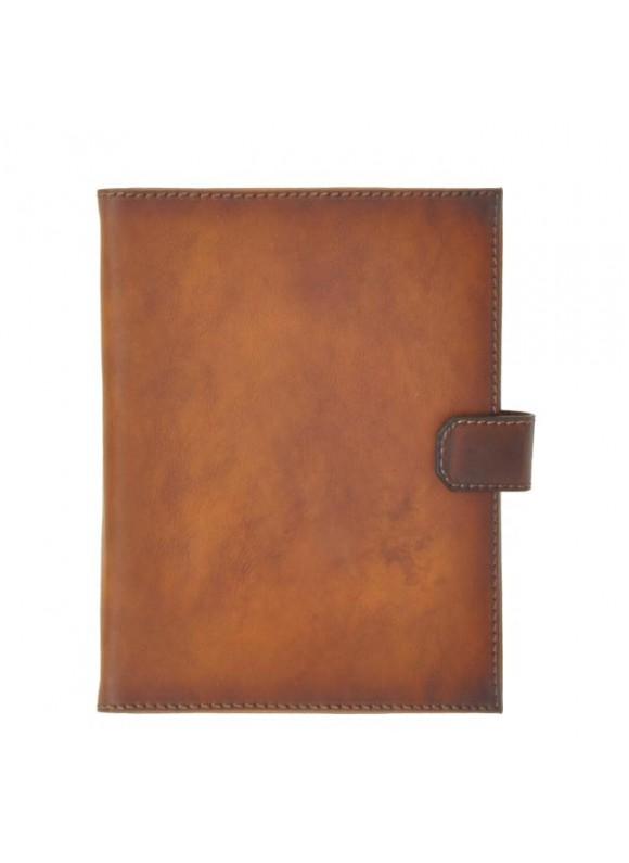Pratesi Andrea del Sarto Notebook in cow leather - Bruce Brown