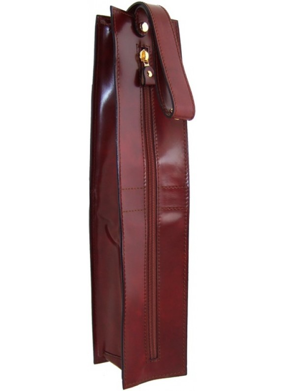 Pratesi Arianna Wine Case in cow leather - Radica Chianti