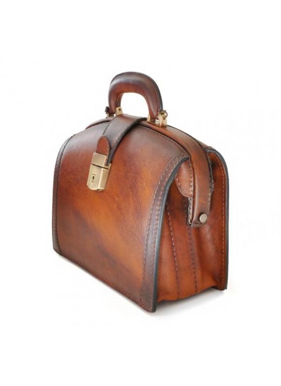 Pratesi Handbag Miss Brunelleschi Bruce in cow leather