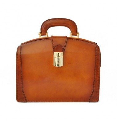 Pratesi Miss Brunelleschi Santa Croce Handbag in real leather