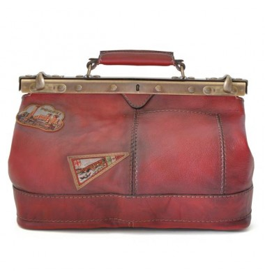 Pratesi Handbag San Casciano in cow leather - Bruce Chianti