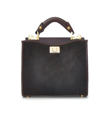 Pratesi Anna Maria Luisa de' Medici Small Cavallino Woman Bag