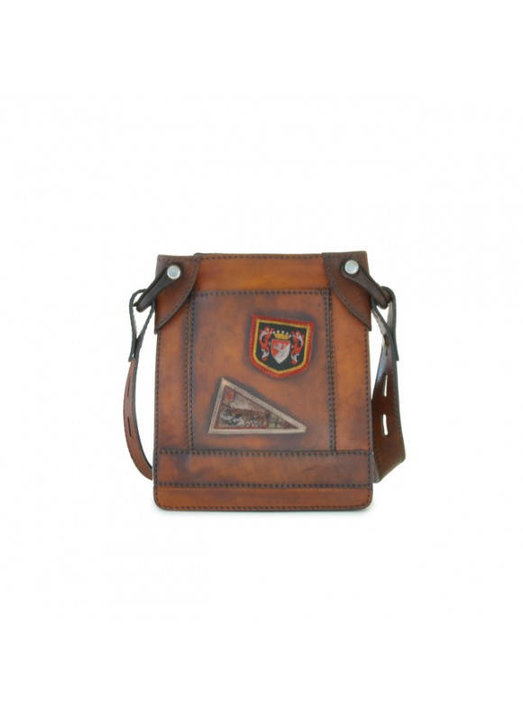 Pratesi Bakem Small Bag in cow leather - Bruce Brown
