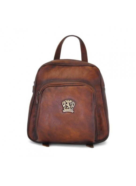 Pratesi Sirmione Backpack in cow leather - Bruce Brown