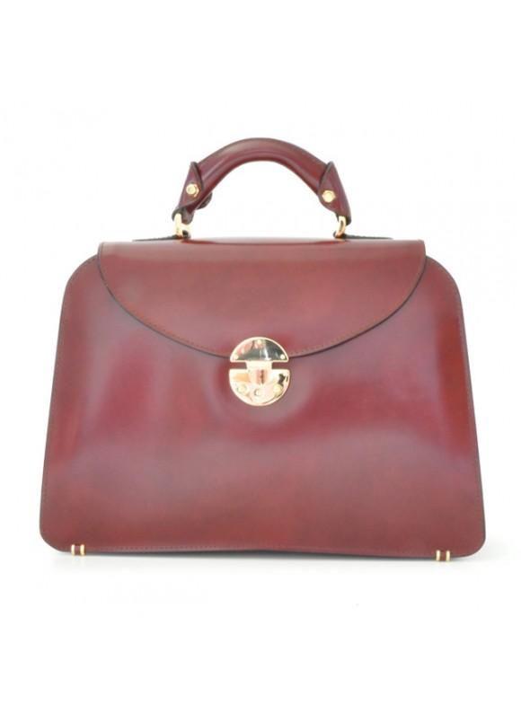 Pratesi Veneziano Lady Bag - Radica Chianti