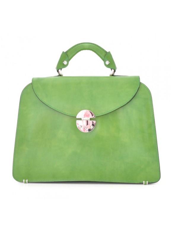 Pratesi Veneziano Lady Bag - Radica Green