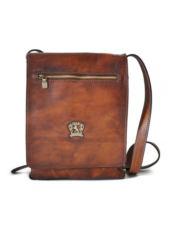 Pratesi Vinci Cross-Body Bag in cow leather - Bruce Brown