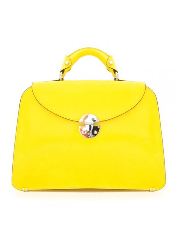 Pratesi Veneziano Lady Bag - Radica Yellow