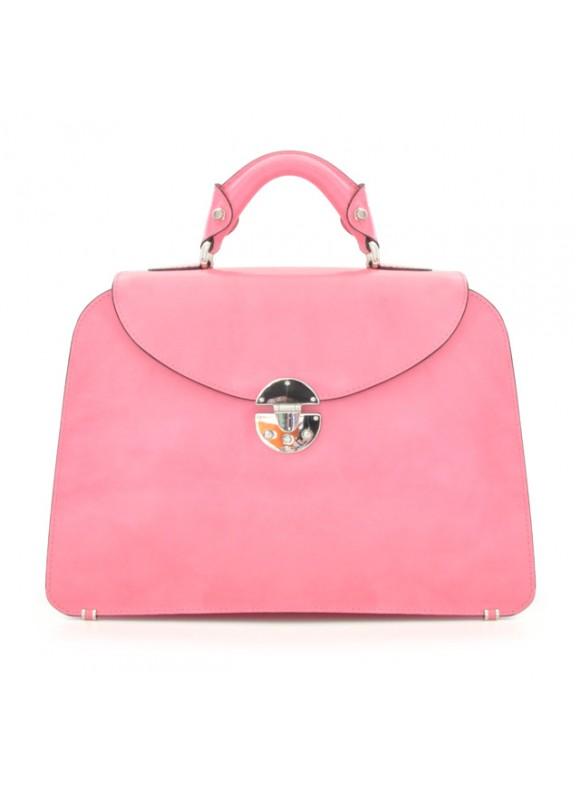 Pratesi Veneziano Lady Bag - Radica Pink