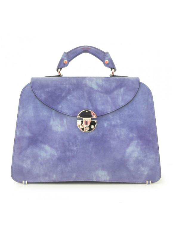 Pratesi Veneziano Lady Bag - Radica Violet