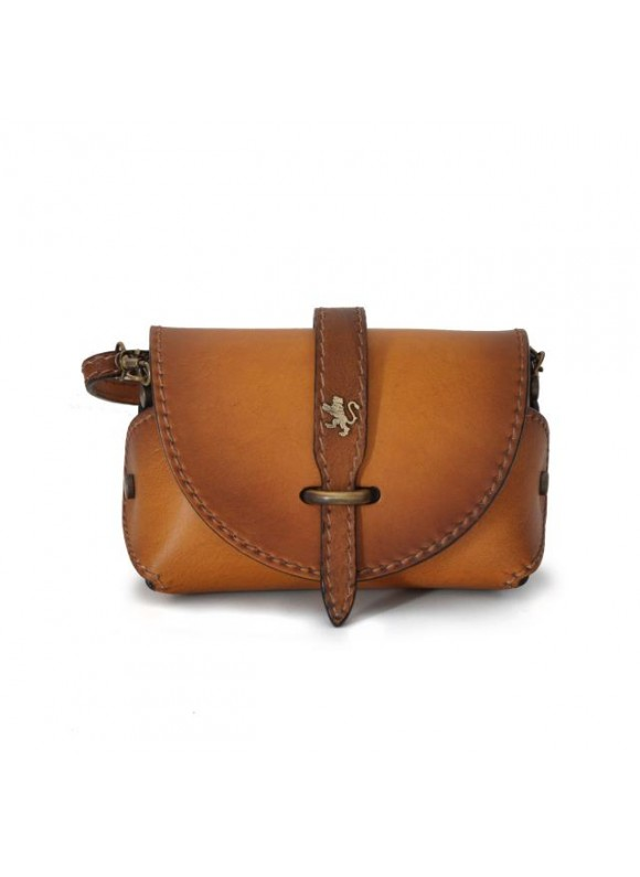 Pratesi Tote Bag Buonconvento in cow leather - Bruce Brown