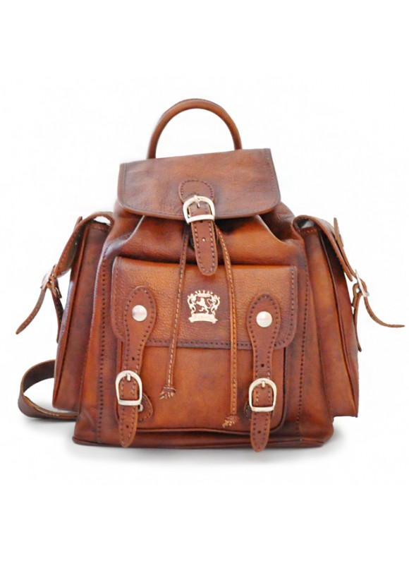 Pratesi Backpack Montalbano in cow leather