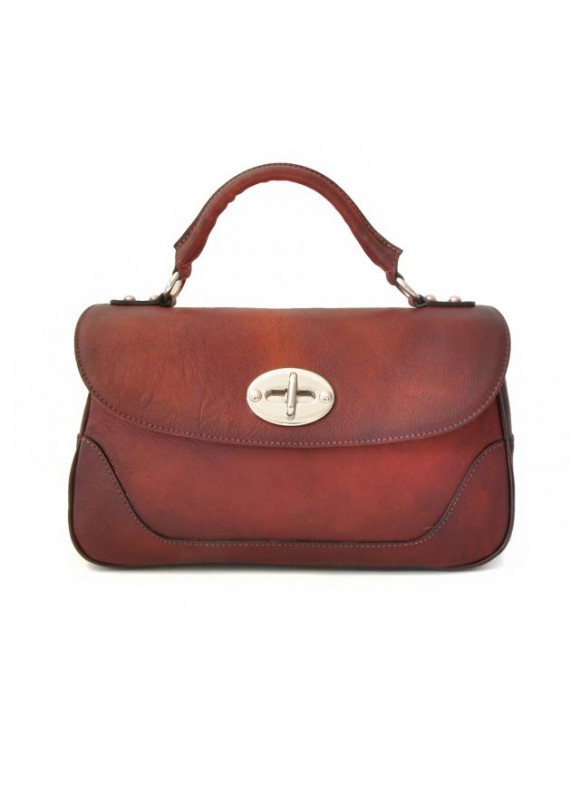 Pratesi Woman Bag Garfagnana in cow leather - Bruce Chianti
