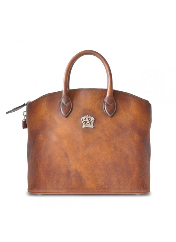 Pratesi Versilia Bruce Handbag in cow leather - Bruce Brown