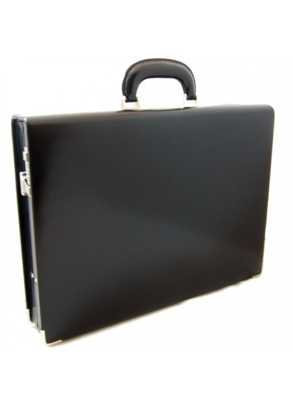 Pratesi Machiavelli Slim Attach Case in cow leather - Radica Black