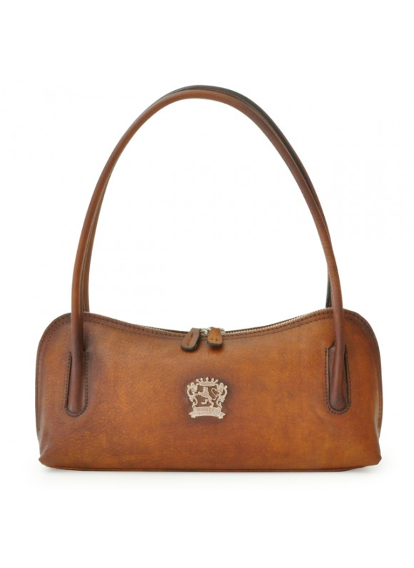 Pratesi Sansepolcro Shoulder Bag in cow leather - Bruce Brown