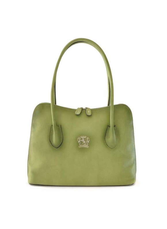 Pratesi Shoulder Bag Talla in cow leather - Bruce Green