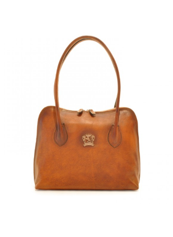 Pratesi Shoulder Bag Talla in cow leather - Bruce Brown