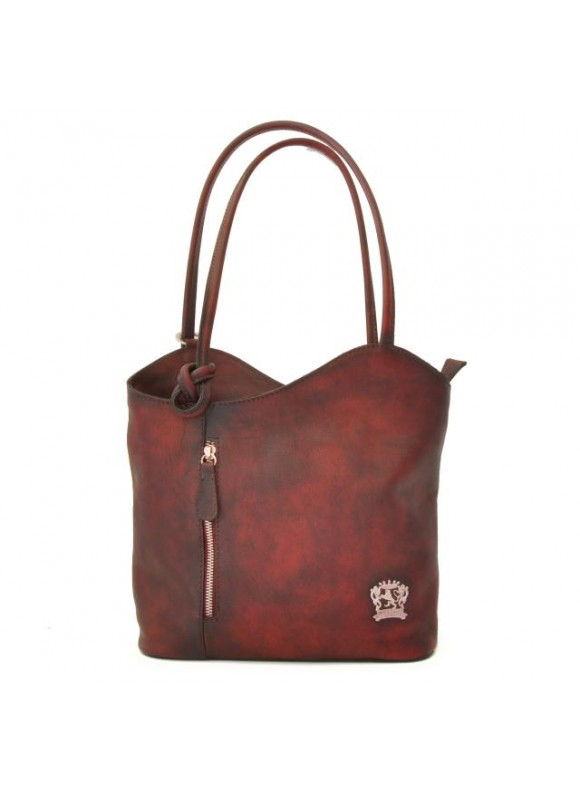 Pratesi Consuma Shoulder Bag in cow leather - Bruce Chianti