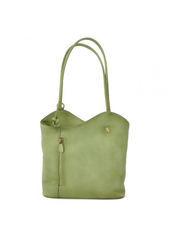 Pratesi Consuma Shoulder Bag in cow leather - Bruce Green