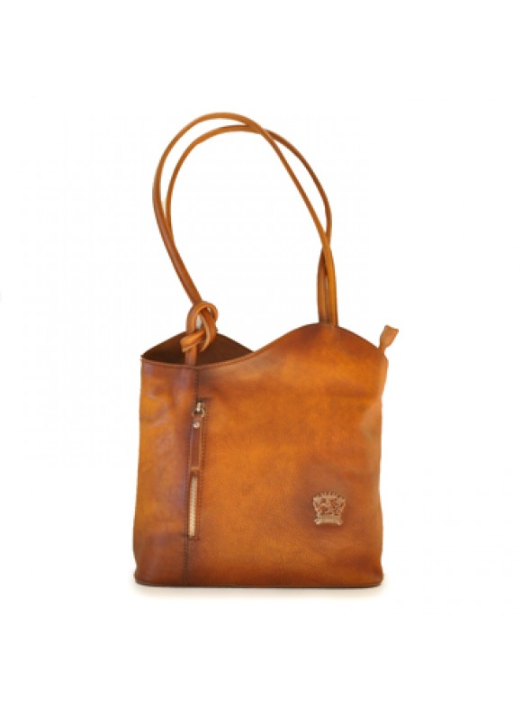Pratesi Consuma Shoulder Bag in cow leather - Bruce Brown