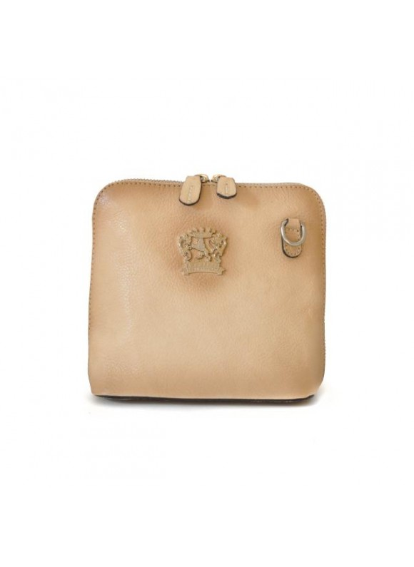 Pratesi Cross-Body Bag Volterra Bruce in cow leather - Cross-Body Bag Volterra Bruce in cow leather