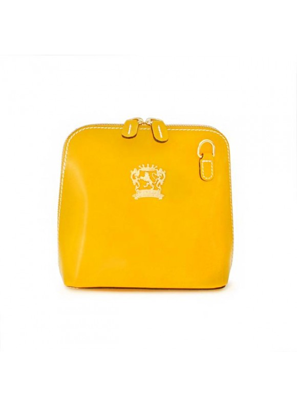 Pratesi Volterra Woman Clutches in cow leather - Radica Yellow
