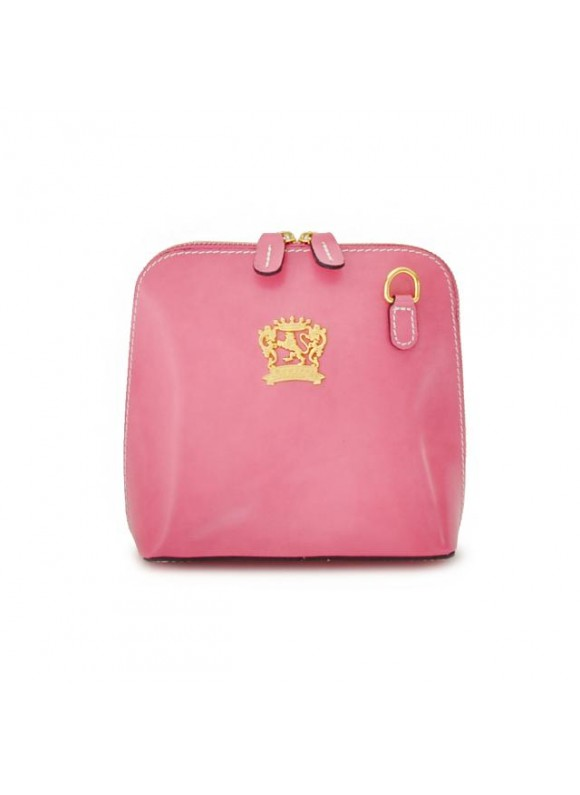 Pratesi Volterra Woman Clutches in cow leather - Radica Pink