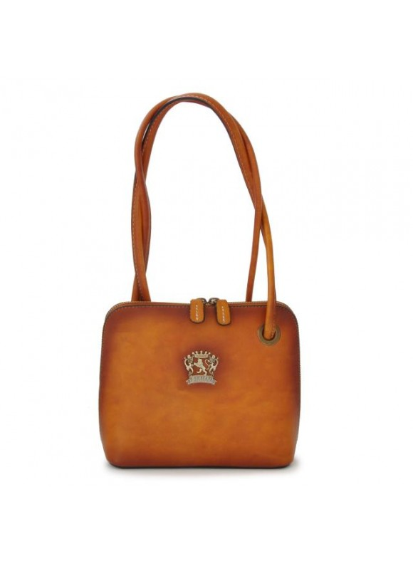 Pratesi Roccastrada Woman Bag in cow leather - Bruce Cognac