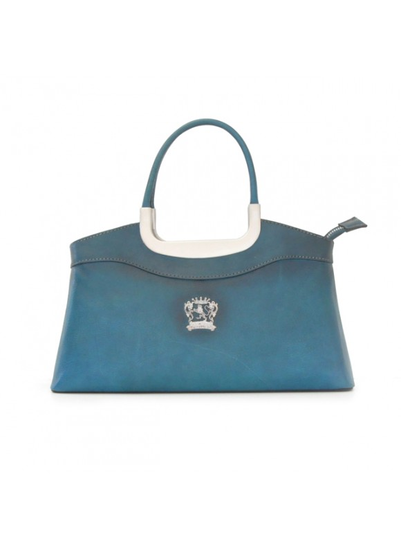Pratesi Montecatini Woman Bag - Bruce Blue