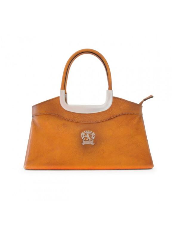 Pratesi Montecatini Woman Bag - Bruce Cognac
