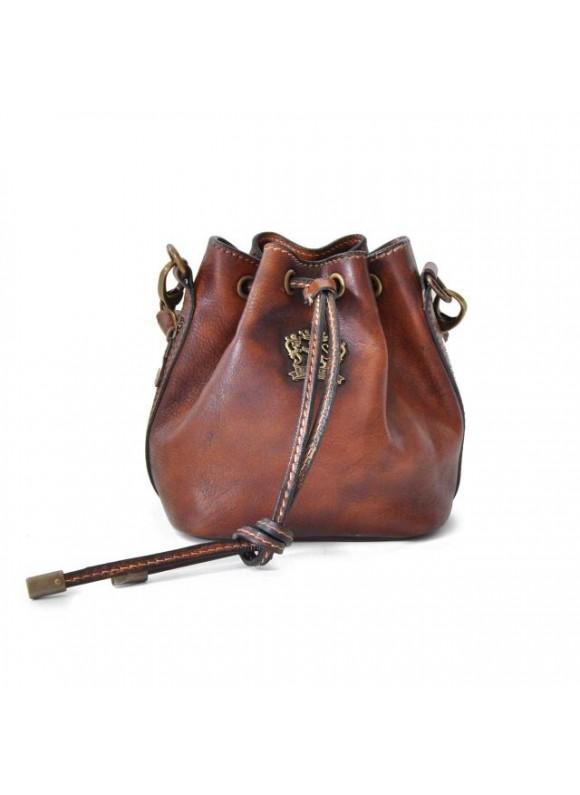 Pratesi Sorano Small Woman Bag in cow leather - Bruce Brown