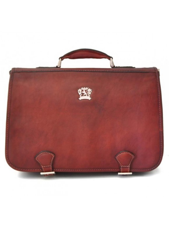 Pratesi Business Bag Secchieta in cow leather - Bruce Chianti
