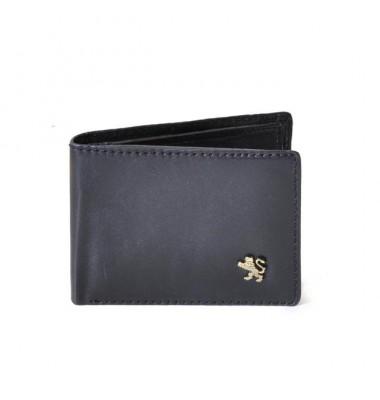 'Pratesi Cappella Brancacci Men''s Wallet - Bruce Black'