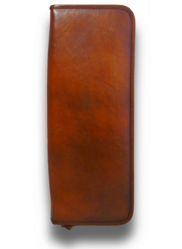 Pratesi Buontalenti Чехол для галстука из телячьей кожи - Bruce Brown