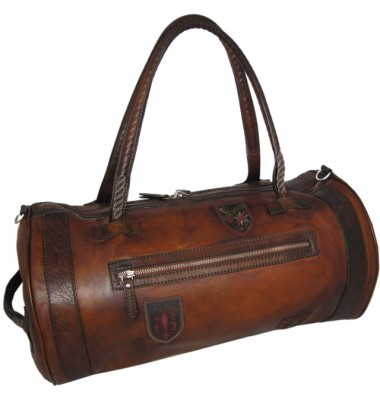 Pratesi Travel Bag Nordkapp in cow leather - Bruce Brown
