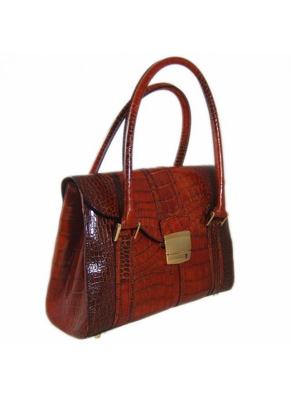Pratesi Pinturicchio Small King Shoulder Bag in cow leather