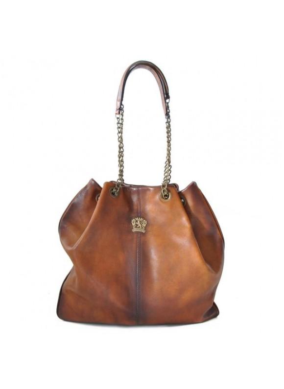 Pratesi Shoulder Bag Barga in cow leather - Bruce Brown