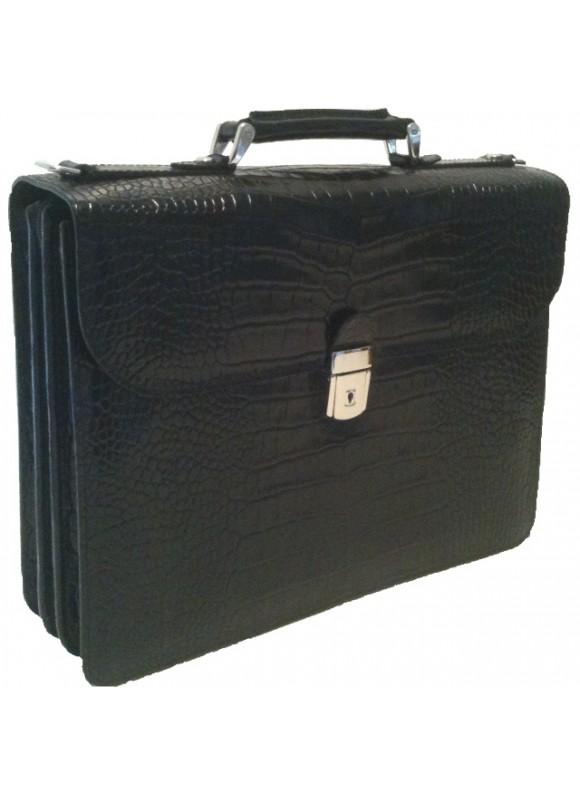 Pratesi Verrocchio King Briefcase - King Black