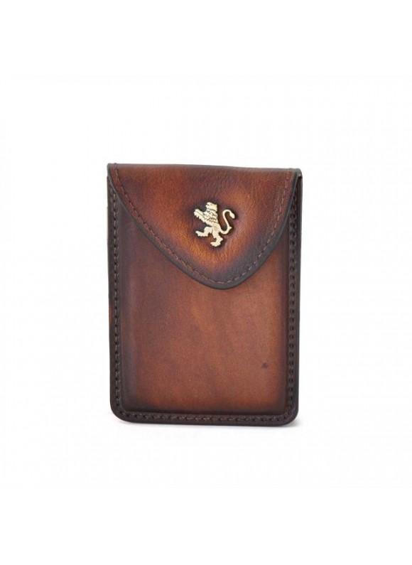 Pratesi Cardholder in cow leather - Bruce Coffee