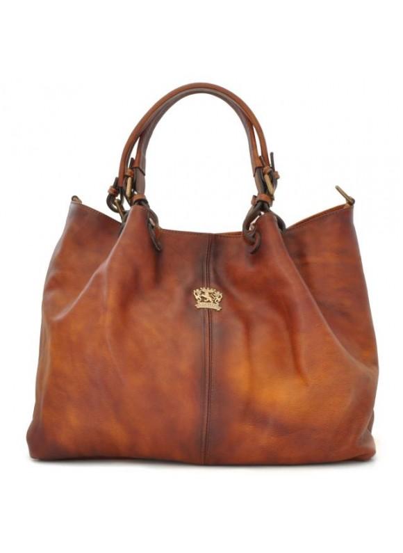 Pratesi Collodi Woman Bag in cow leather - Bruce Brown
