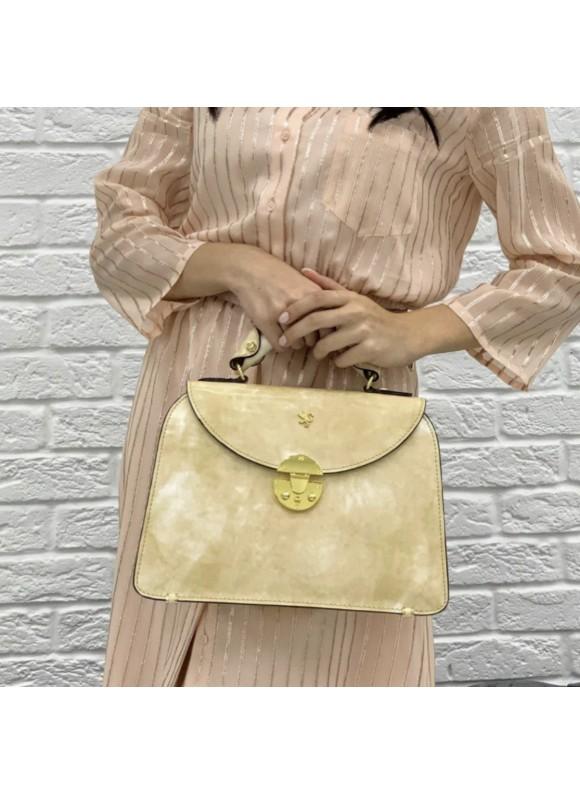 Pratesi Veneziano Small Lady Bag in cow leather - Veneziano Small Lady Bag in cow leather