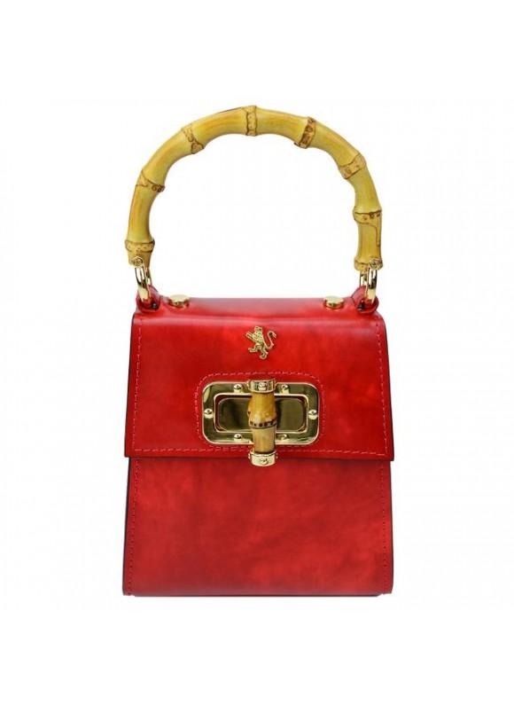 Pratesi Firenze Castalia RCL298/22 Lady Bag in cow leather