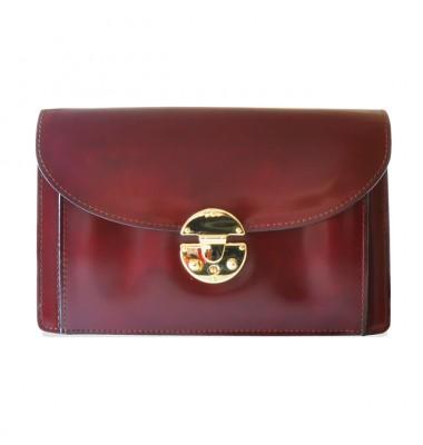 'Pratesi Tullia d''Aragona Santa Croce Lady Bag in real leather - Santa Croce Chianti'